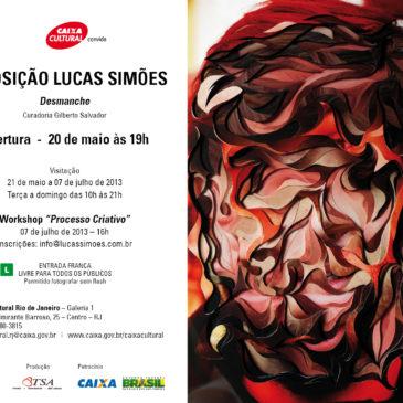 Lucas Simões, Desmanche (RJ)