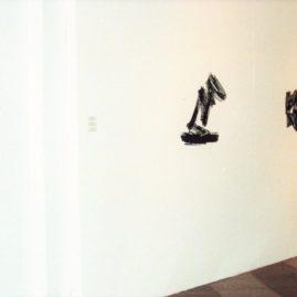 Marcello Nitsche, imagem da exposição no MASC, Florianópolis (Foto: Ana Roso)